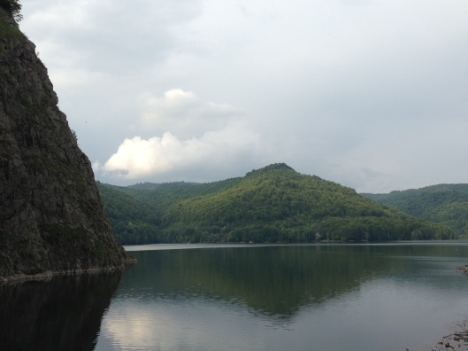 Barajul Vidrariu